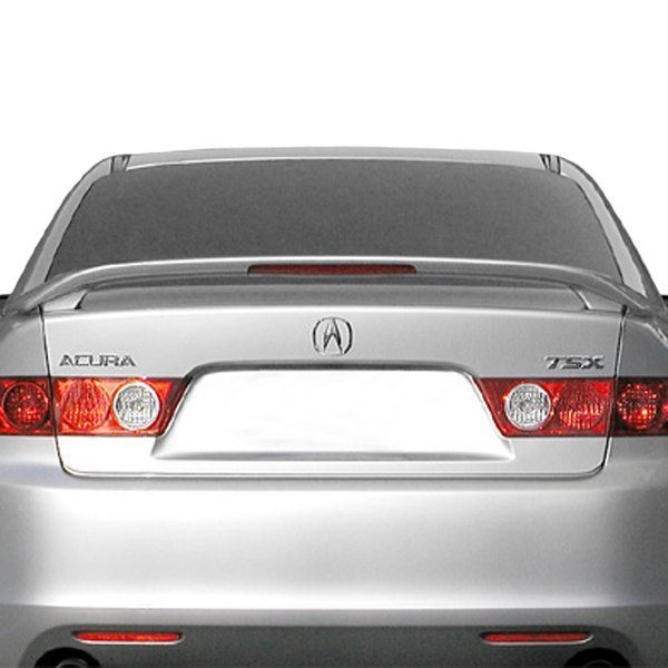 Acura TSX 2004 Factory Style Rear Spoiler With Light