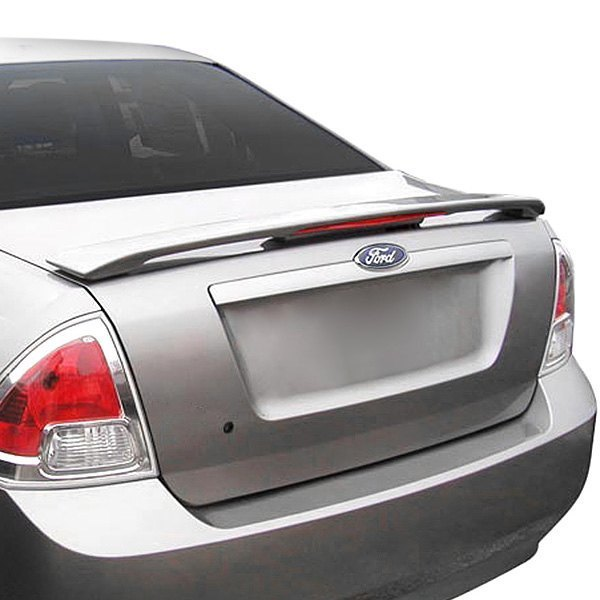 t5i ford fusion 2007 factory style rear spoiler with light. Black Bedroom Furniture Sets. Home Design Ideas