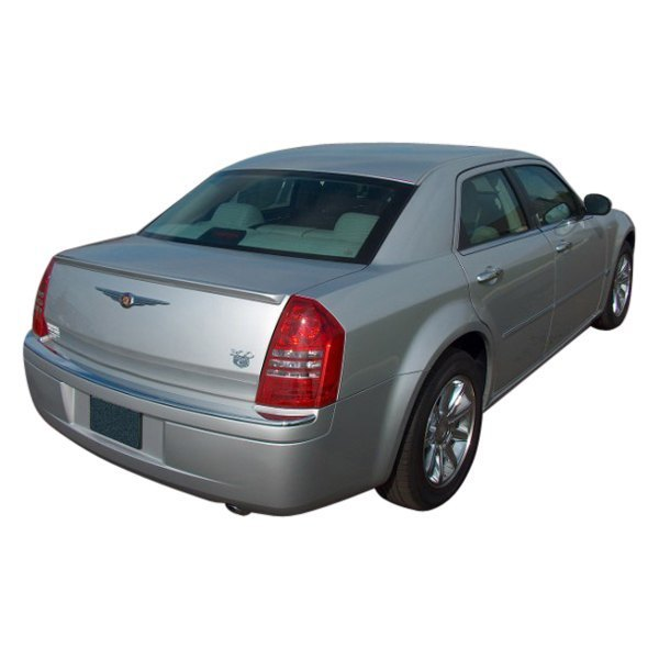 Chrysler 300C 2005 Factory Style Rear Lip Spoiler
