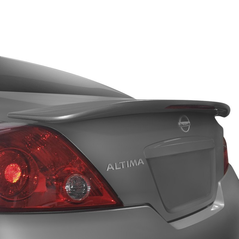 T5i nissan altima coupe 2015 factory style flush mount rear spoiler with light 2015 nissan altima interior lights