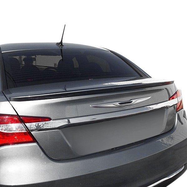 Chrysler 200 Sedan 2011 Factory Style Rear Lip Spoiler