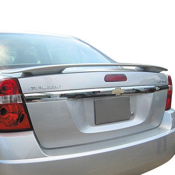 2008 Mitsubishi Galant Interior: Mitsubishi Galant 2008 Custom Style Rear Spoiler