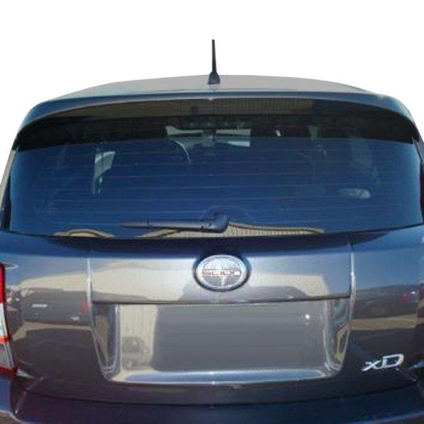 2009 Scion Xd Interior: Scion XD 2009 Factory Style Rear Roofline Spoiler