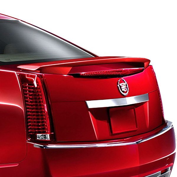 Cadillac CTS Sedan 2008-2009 Factory Style Rear Spoiler