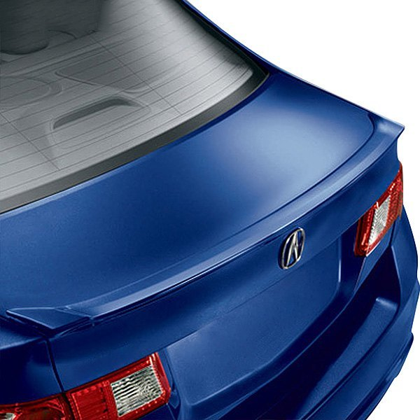 Acura Accessories 2006 Tl Interior Appearance: Acura TSX 2010 Factory Style Rear Lip Spoiler
