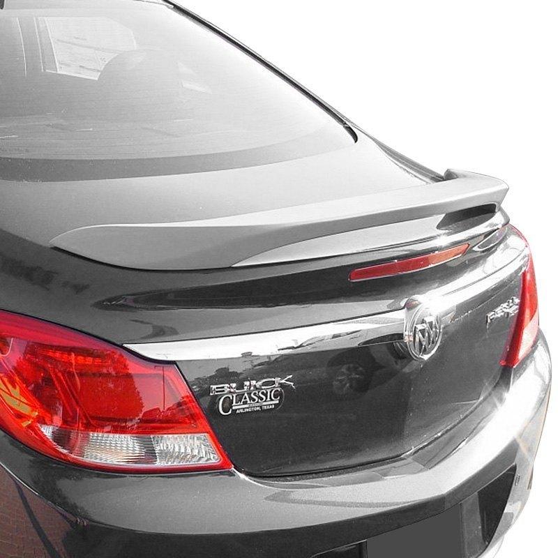 2013 Buick Regal Suspension: Buick Regal 2011-2013 Factory Style Rear Spoiler