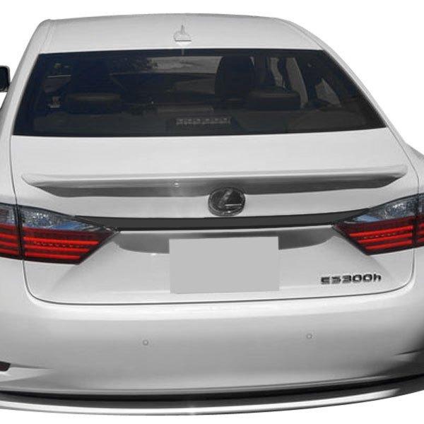 2013 Lexus Es Interior: Lexus ES 2013-2018 Factory Style Rear Lip Spoiler