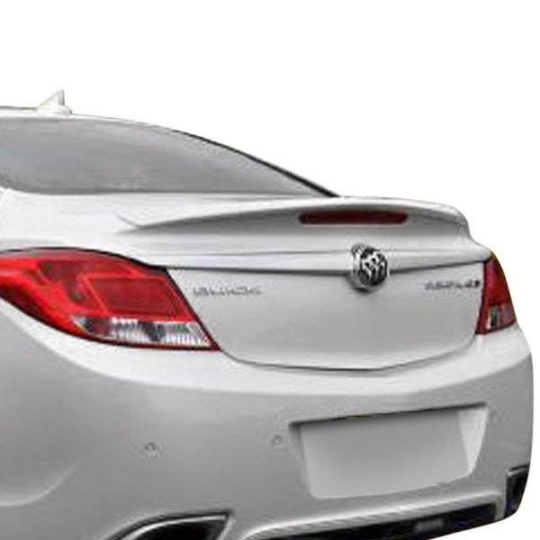 2013 Buick Regal Suspension: Buick Regal 2013 Factory Style Rear Lip Spoiler