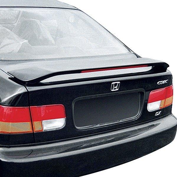 t5i honda civic coupe 1996 2000 custom style fiberglass. Black Bedroom Furniture Sets. Home Design Ideas