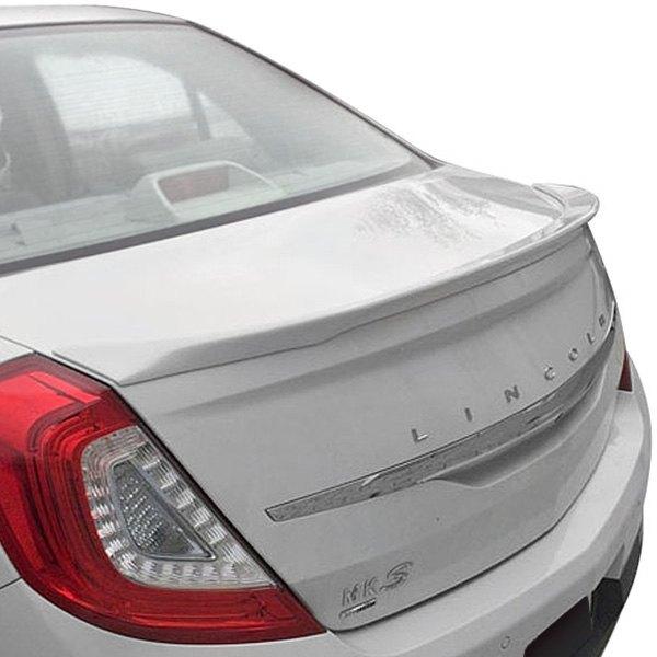 Lincoln Mks Parts: Lincoln MKS 2015-2016 Custom Style Fiberglass Rear