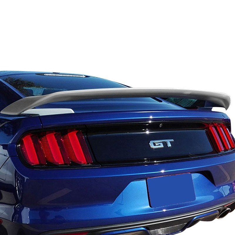 2017 Ford Shelby Gt350 Interior >> T5i® - Ford Mustang Shelby GT350 2015-2017 Custom Style Rear Spoiler