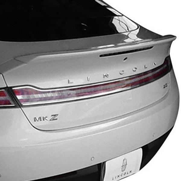 2015 Lincoln Mkz Suspension: Lincoln MKZ 2015 Custom Style Fiberglass Rear Lip