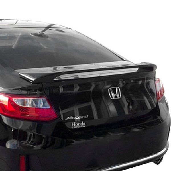 For Honda Accord 13 17 T5i Custom Style Fibergl Rear Spoiler Unpainted Ebay