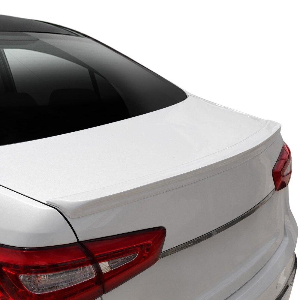 2014 Kia Cadenza Interior: Kia Cadenza 2014 Custom Style Fiberglass Rear Lip