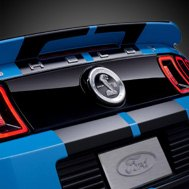 T5i® - Factory Style Flush Mount Rear Spoiler On Ford