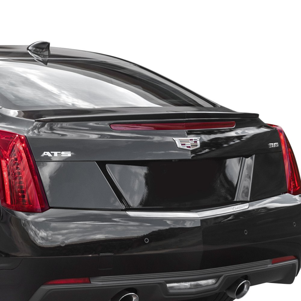 Cadillac Cts V Cost: Cadillac ATS Coupe 2015-2017 Factory Style Flush Mount Rear Spoiler