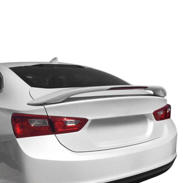 Chevy Malibu 2016-2017 Custom Style Rear Spoiler