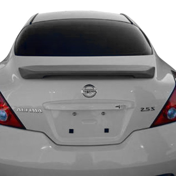 t5i nissan altima coupe 2008 2015 custom style rear spoiler. Black Bedroom Furniture Sets. Home Design Ideas