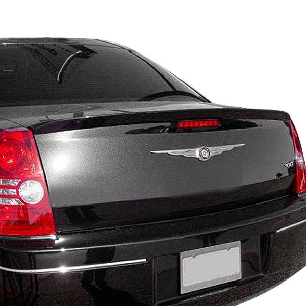 Chrysler 300 2008-2010 Custom Style Rear Lip Spoiler