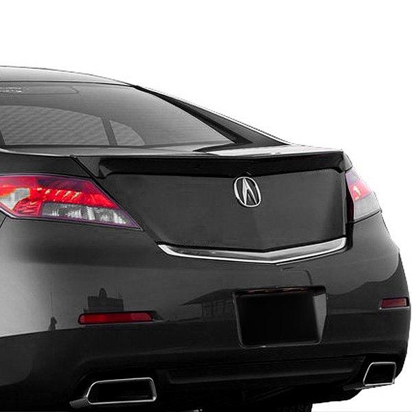 Acura TL 2012 Factory Style Rear Lip Spoiler