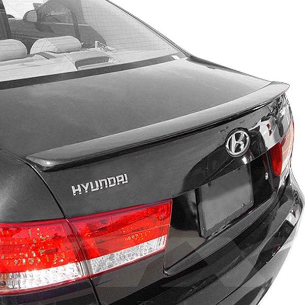 2007 Hyundai Sonata Price: Hyundai Sonata 2007-2010 Custom Style Rear Lip Spoiler