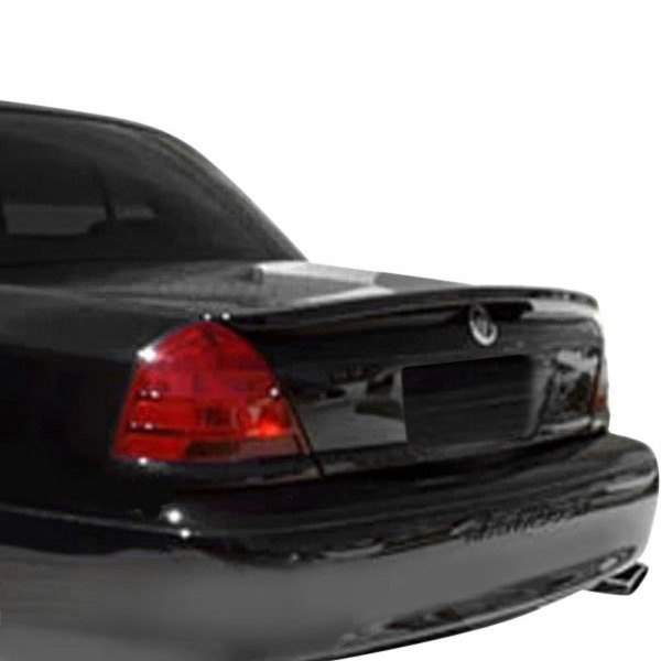 2008 Ford Crown Victoria Exterior: Ford Crown Victoria 1998-2008 Factory Style