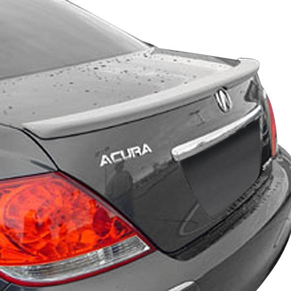 t5i acura rl 2005 2008 factory style fiberglass rear. Black Bedroom Furniture Sets. Home Design Ideas