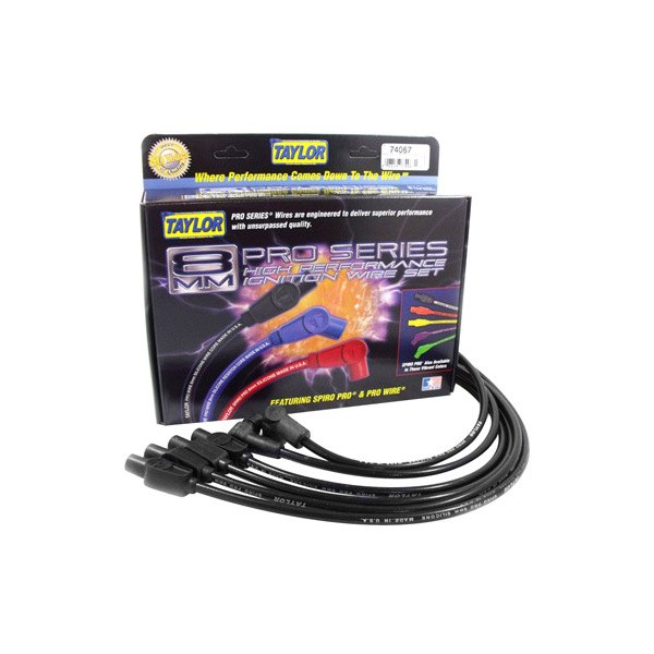 cable 174 mercury topaz gas 1984 8mm spiro pro ignition wire set