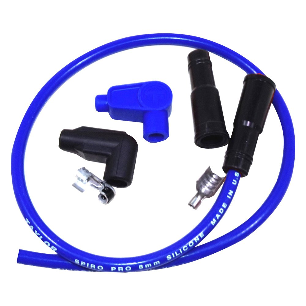 Taylor Spark Plug Wiring Harness Easy Diagrams Wire Connector Cable Spiro Pro Repair Kit Rh Carid Com Car Stereo Plugs