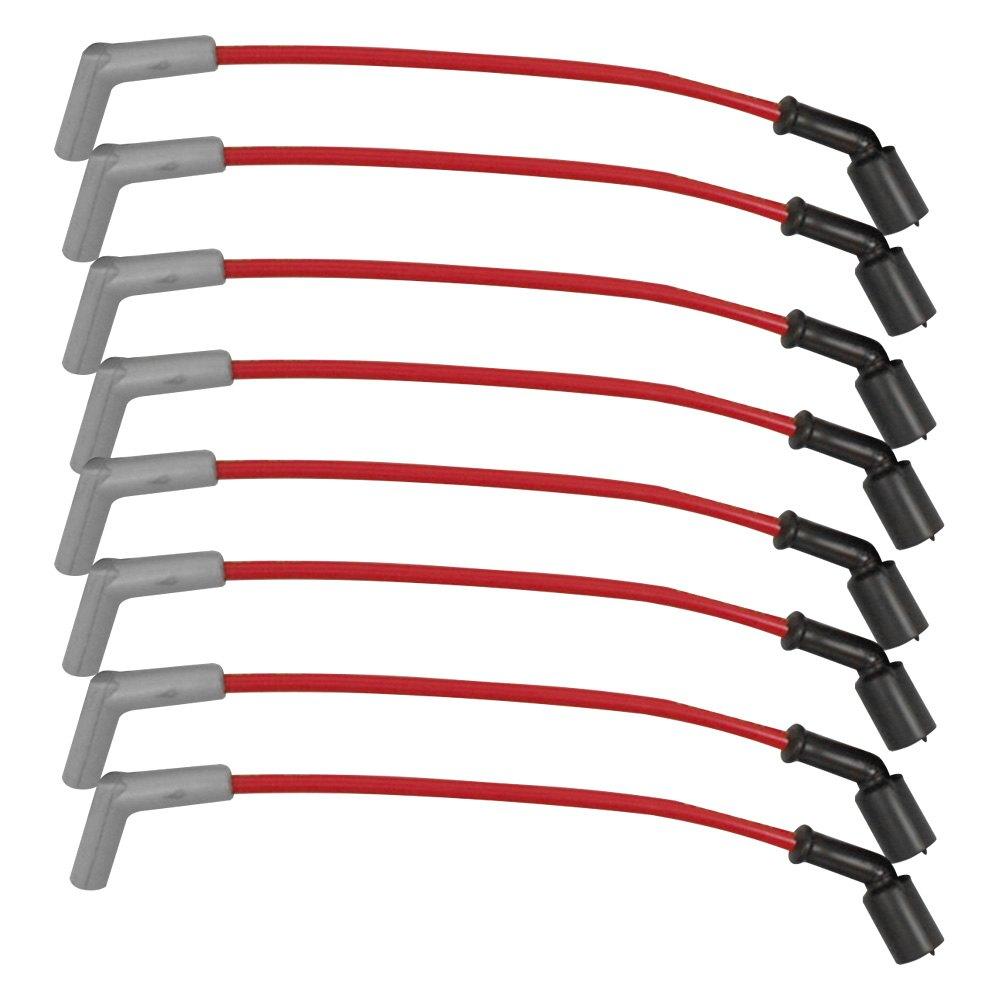 Taylor Cable Dodge Nitro Heat Se Sxt 37l 2011 Thundervolt Wiring Ignition Wire Set
