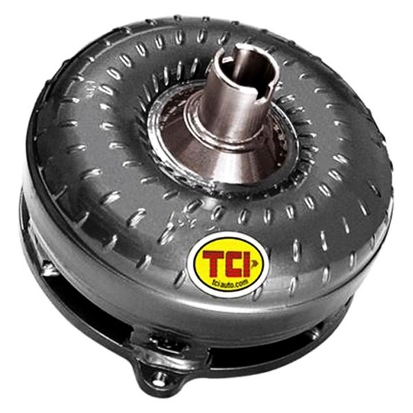 2002 Chevrolet Trailblazer Transmission: StreetFighter Torque Converter