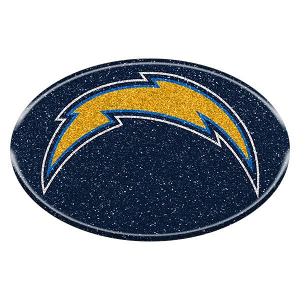 San Diego Chargers Colors: NFL San Diego Chargers Oval Color