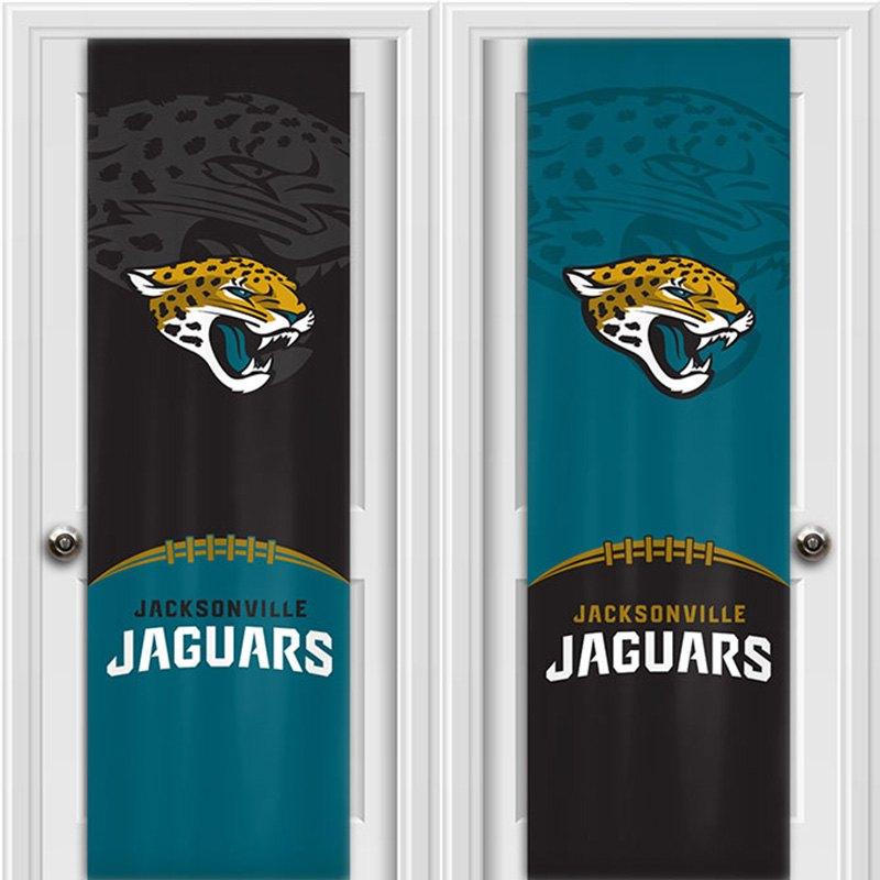 Team ProMark® - NFL Jacksonville Jaguars 2 Sided Door Wrap  sc 1 st  CARiD.com & Team ProMark® - NFL 2 Sided Door Wrap