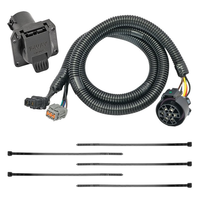 tekonsha nissan frontier 2015 towing wiring harness. Black Bedroom Furniture Sets. Home Design Ideas