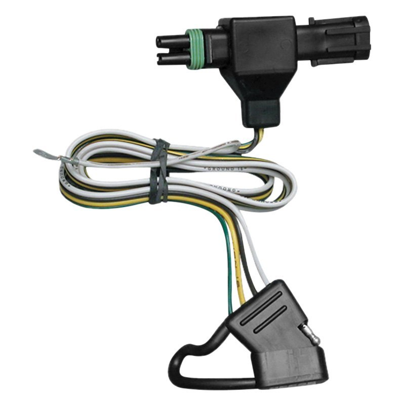 draw tite 118312 towing wiring harness draw-tite 5th wheel/gooseneck wiring harness 7-pole draw tite wiring harness for a 2012 gmc truck