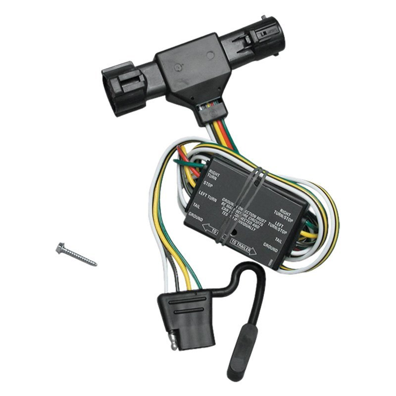 tekonsha u00ae ford ranger 1998 1999 towing wiring harness Ford Truck Wiring Harness Ford Electrical Connectors Catalog