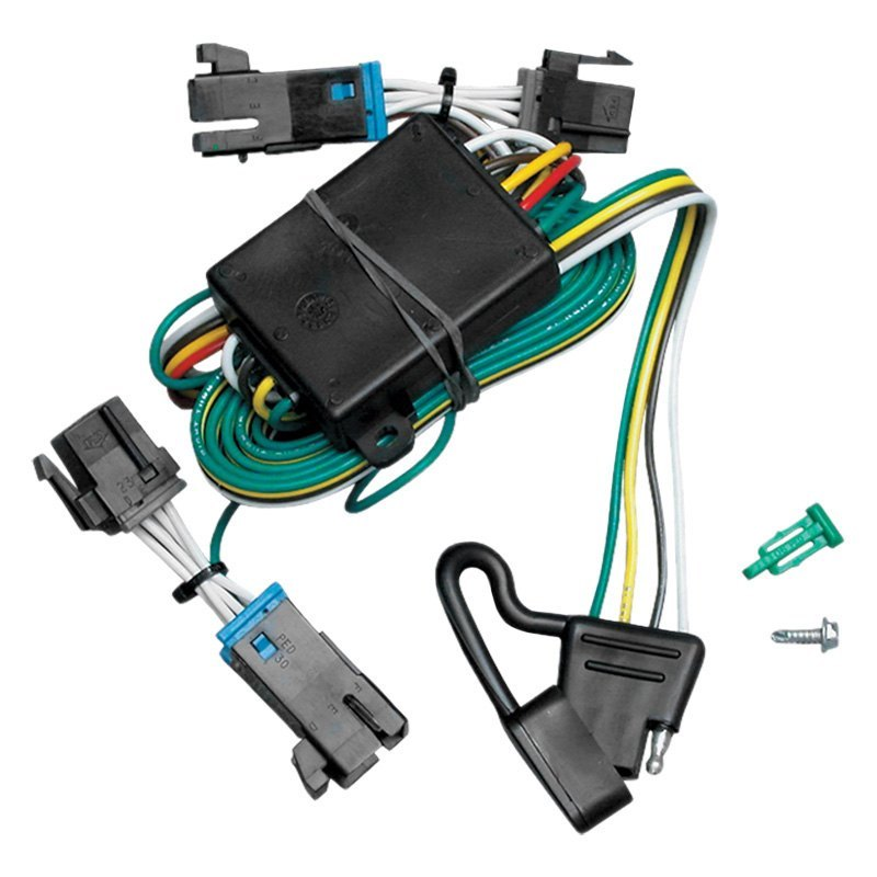 Tekonsha gmc savana towing wiring harness