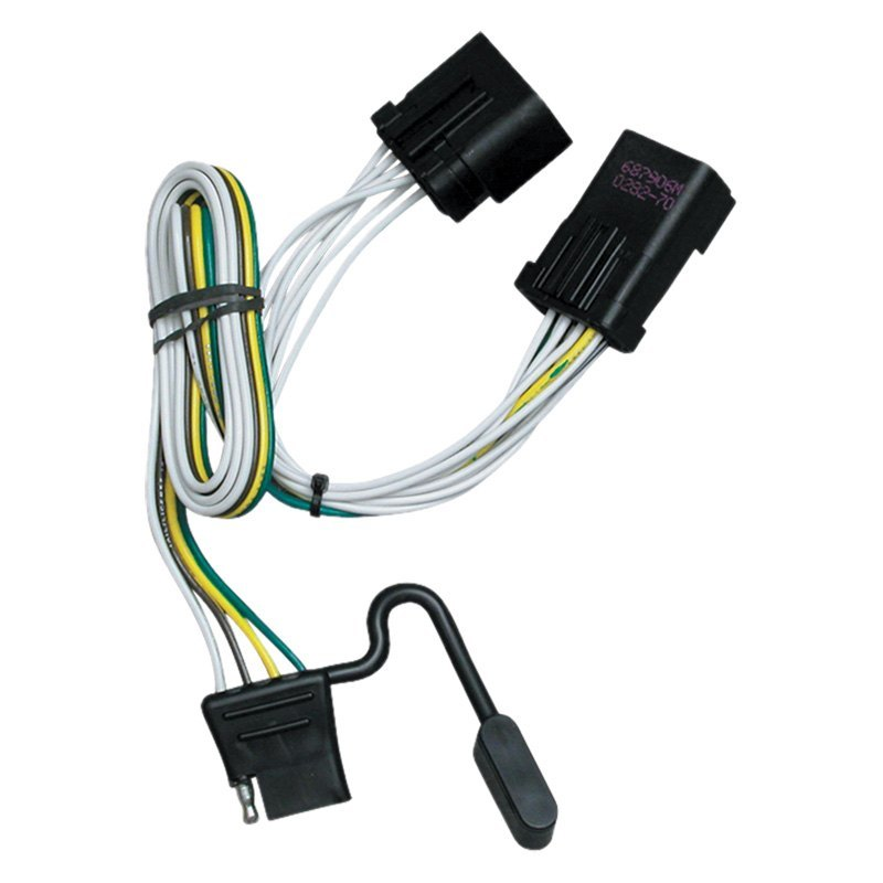 honda towing wiring harness draw-tite 118381 - towing wiring harness towing harness #12