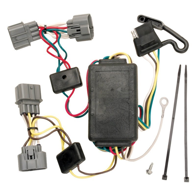 tekonsha honda ridgeline 2011 towing wiring harness. Black Bedroom Furniture Sets. Home Design Ideas