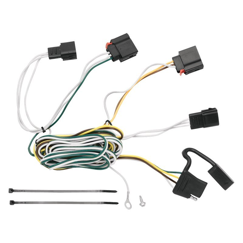 draw-tite 118425 - towing wiring harness | ebay draw tite activator wiring diagram