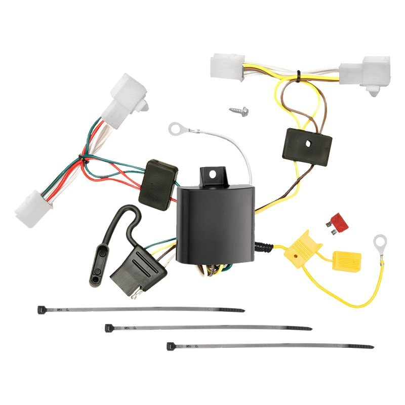 for toyota prius 04-11 towing wiring harness t-one ... toyota camry ignition wire harness connectors