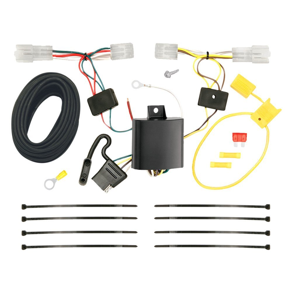 For Subaru Legacy 10-14 Towing Wiring Harness T-One