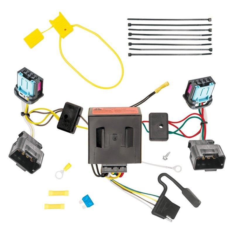 Vw Passat Trailer Wiring Harness : Tekonsha volkswagen passat t one connector with