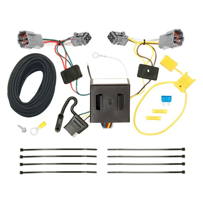 For Hyundai Santa Fe 13-18 Towing Wiring Harness T-One