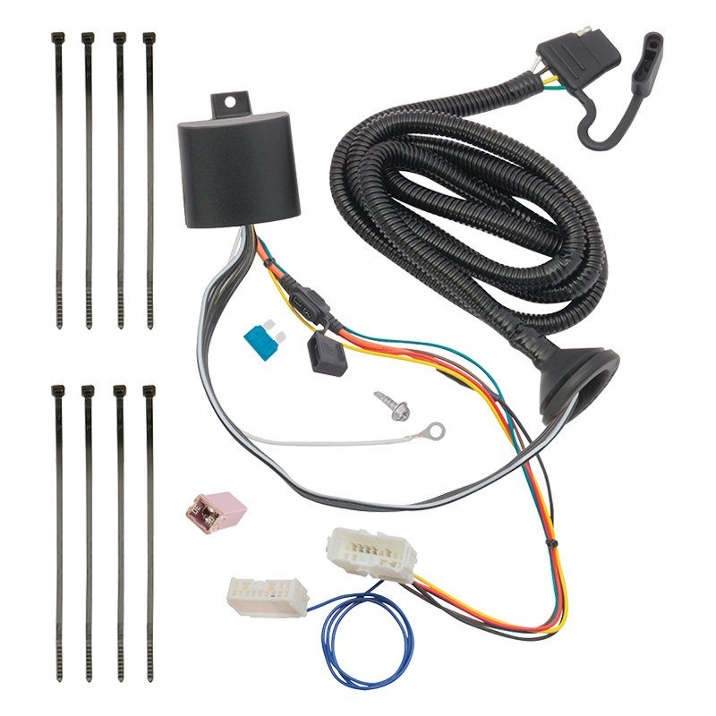 Tekonsha honda pilot towing wiring harness