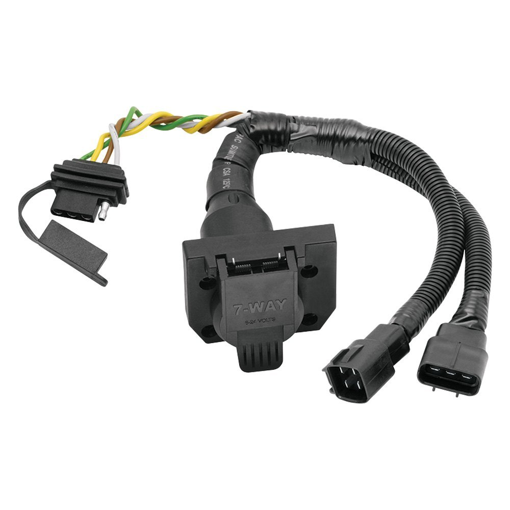 wiring harness for 1965 mustang avalon wiring harness for towing draw-tite 20137 - towing wiring harness