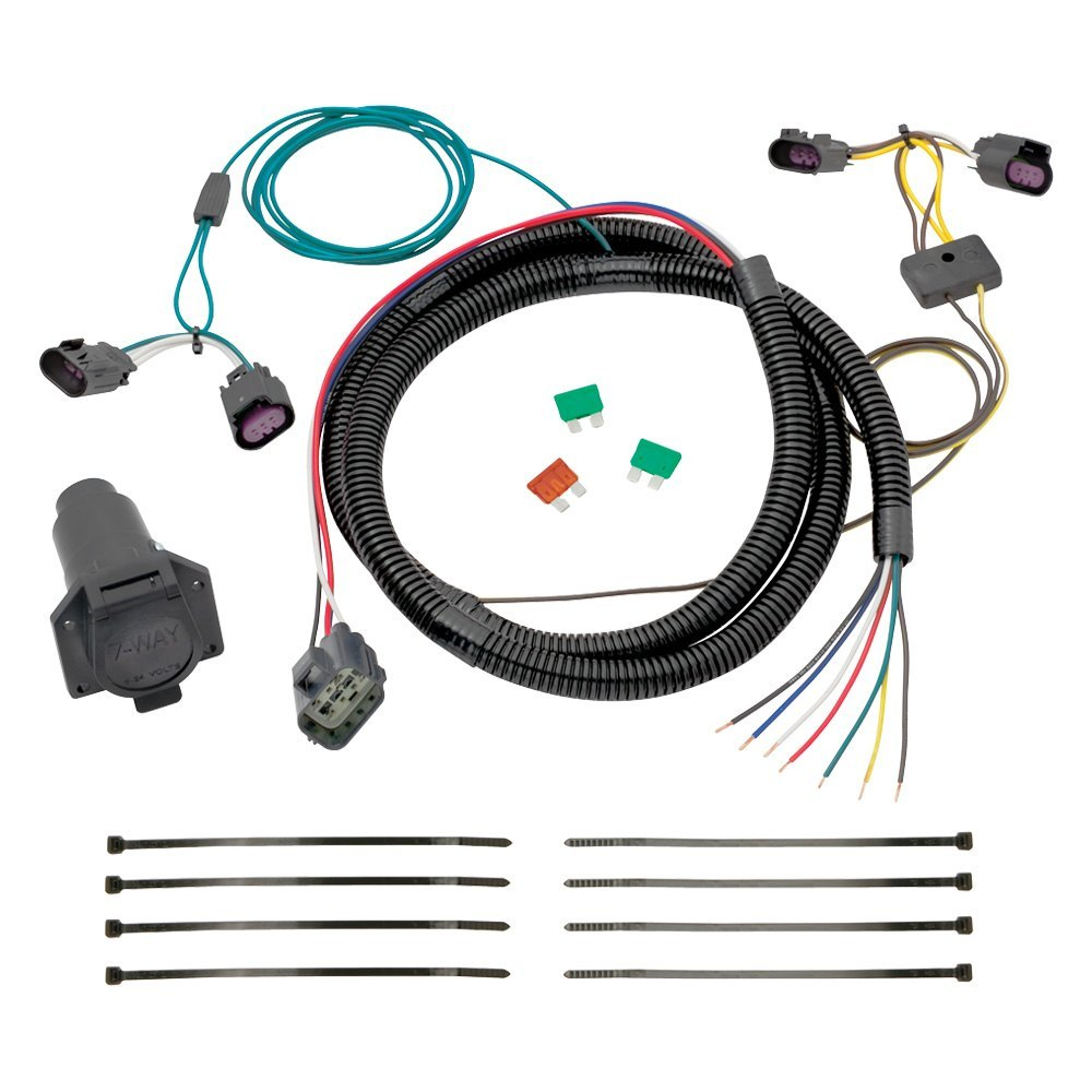 tekonsha chevy traverse 2011 towing wiring harness. Black Bedroom Furniture Sets. Home Design Ideas