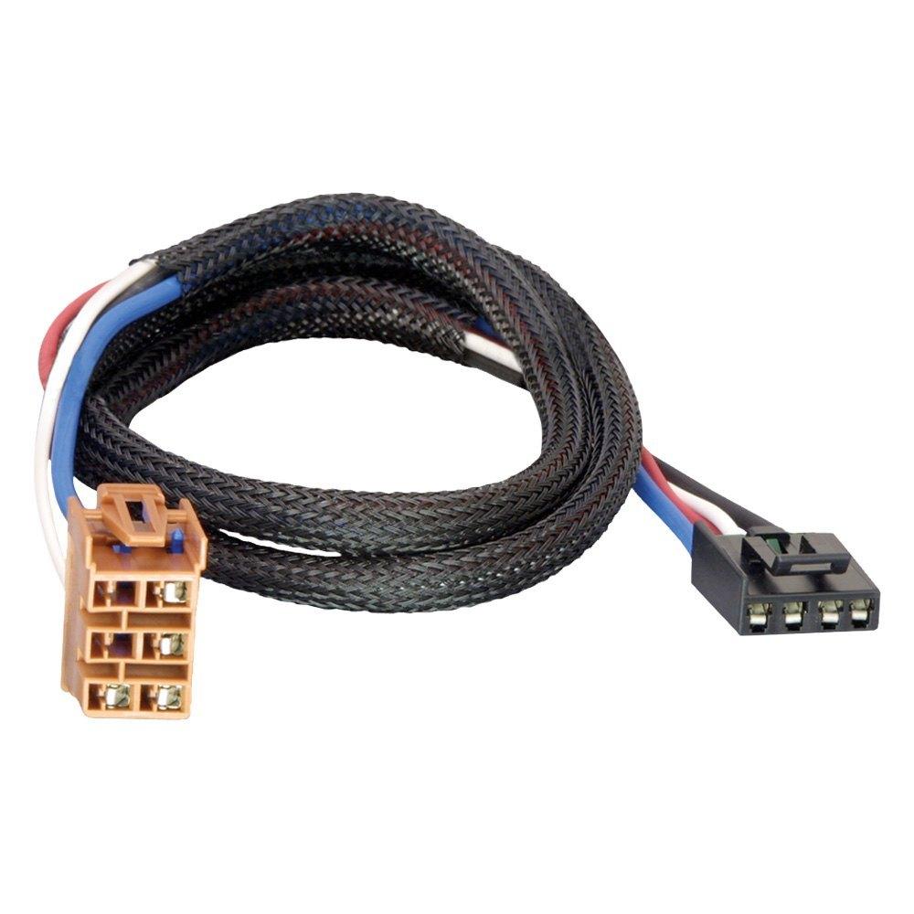 tekonsha gmc yukon yukon xl 2000 brake control wiring. Black Bedroom Furniture Sets. Home Design Ideas