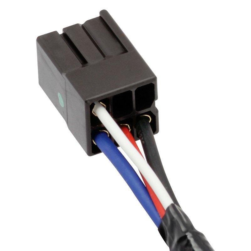 Tekonsha 174 3035 S 1 Plug Brake Control Wiring Adapter