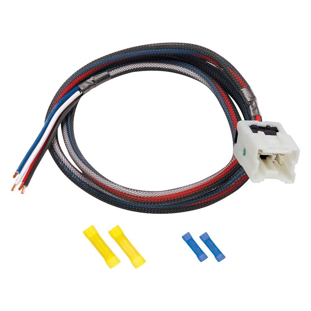 Trailer Wiring Harness For Nissan Titan : Tekonsha nissan titan  brake control wiring